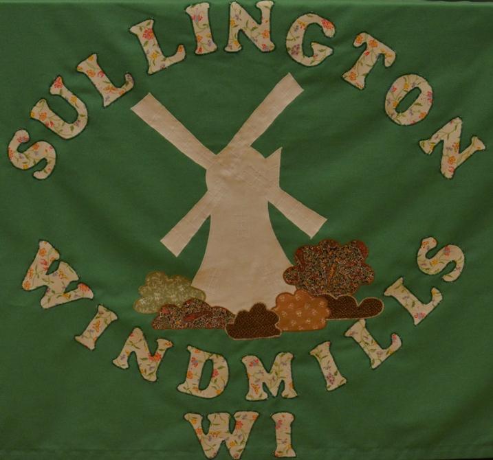 sullington windmills cloth